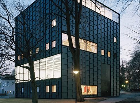 建筑现代化