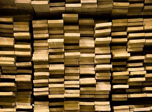 木材的含水率变化