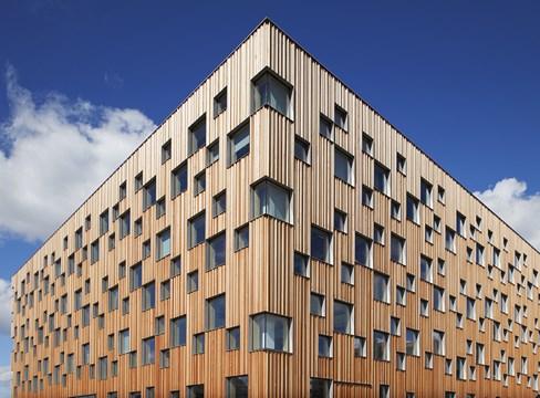 Umeå 建筑学院