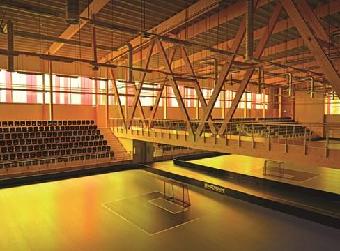 IFU 体育馆