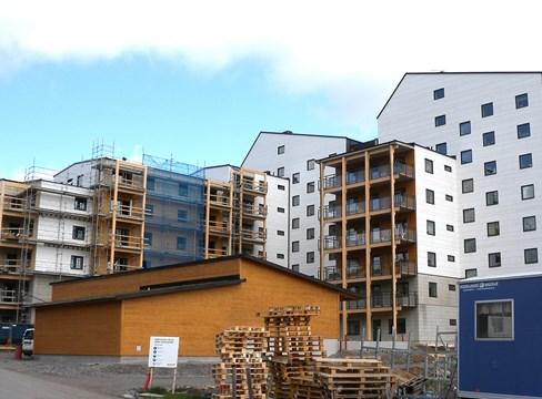 Växjö瓦伦社区
