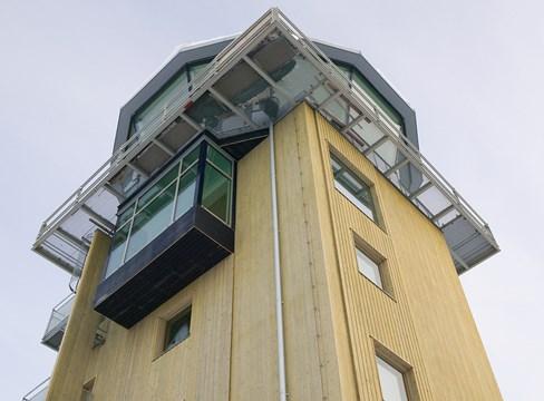 Skellefteå 机场指挥塔