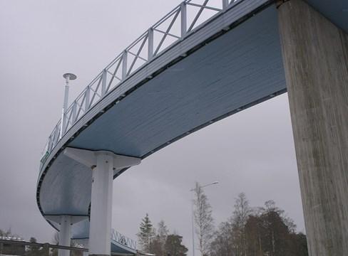 Skutgränd 天桥