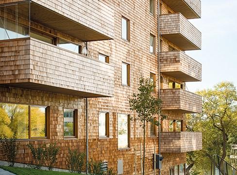 Strandparken公寓楼