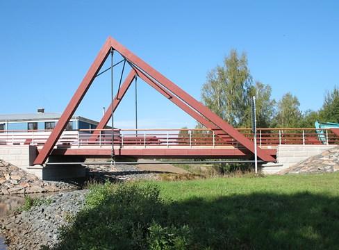Virserum木桥