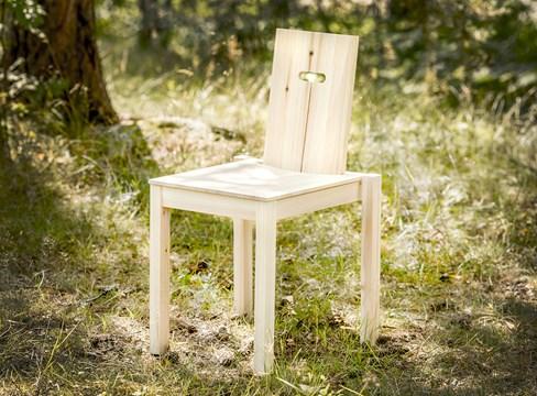 "椅子""请坐"""