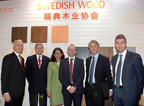 瑞典锯木产品在中国市场的前景被看好