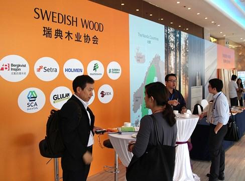 瑞典木材稳固中国市场地位