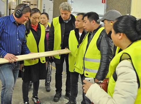 瑞典木材有潜力成为中国畅销木材