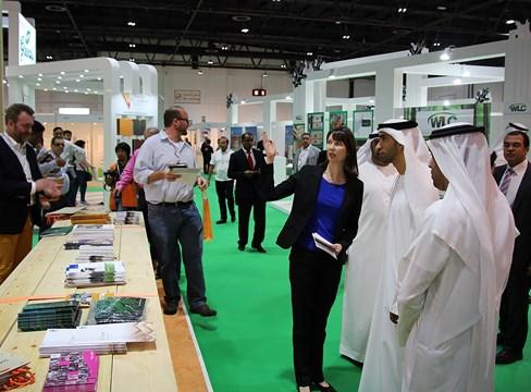 迪拜木业展印证瑞典木材在中东和北非地区的重要地位