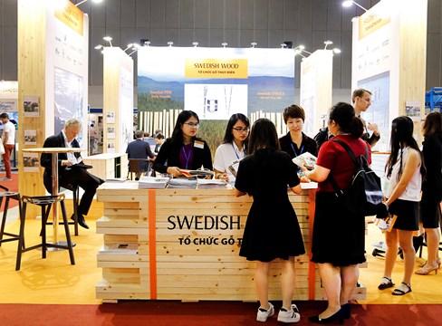 越南有望成为瑞典木材的潜力市场