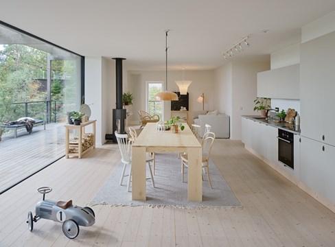 瑞典木业-拉近与北欧设计的距离